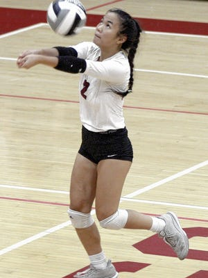 Senior libero Emi Waller is expected to be among the key contributors for the Canal Winchester girls volleyball team and third-year coach Kellina Snyder.