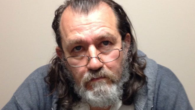 Louis Magrino of Wayne County was sentenced to weekends in jail, probation and will have to register as a sex offender.
