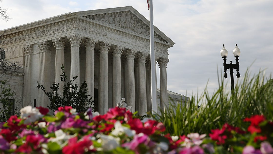 The final four: Major cases awaiting Supreme Court rulings