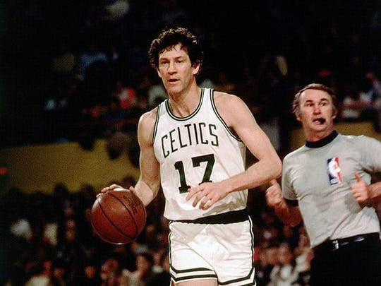 John Havlicek finished sixth in MVP voting in 1971 and fourth in MVP voting in 1972.