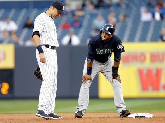 Mariners Yankees Baseball
