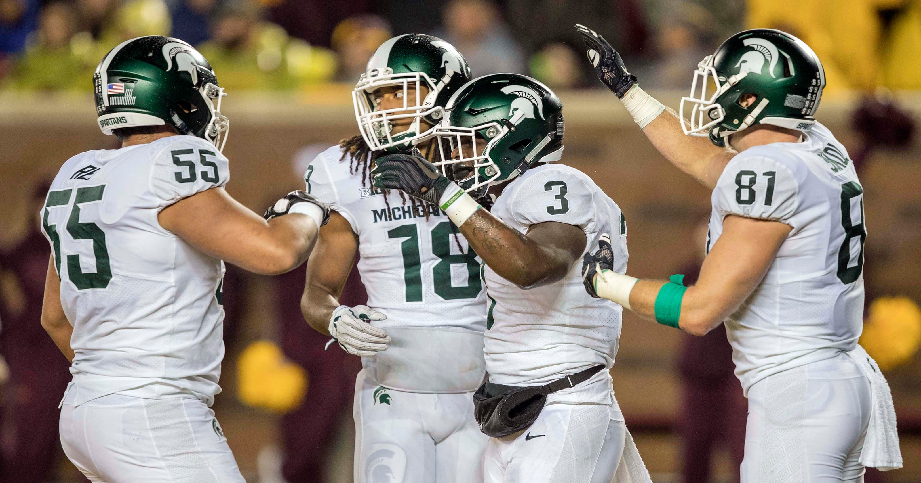 michigan football state nfl prospects draft spartans many