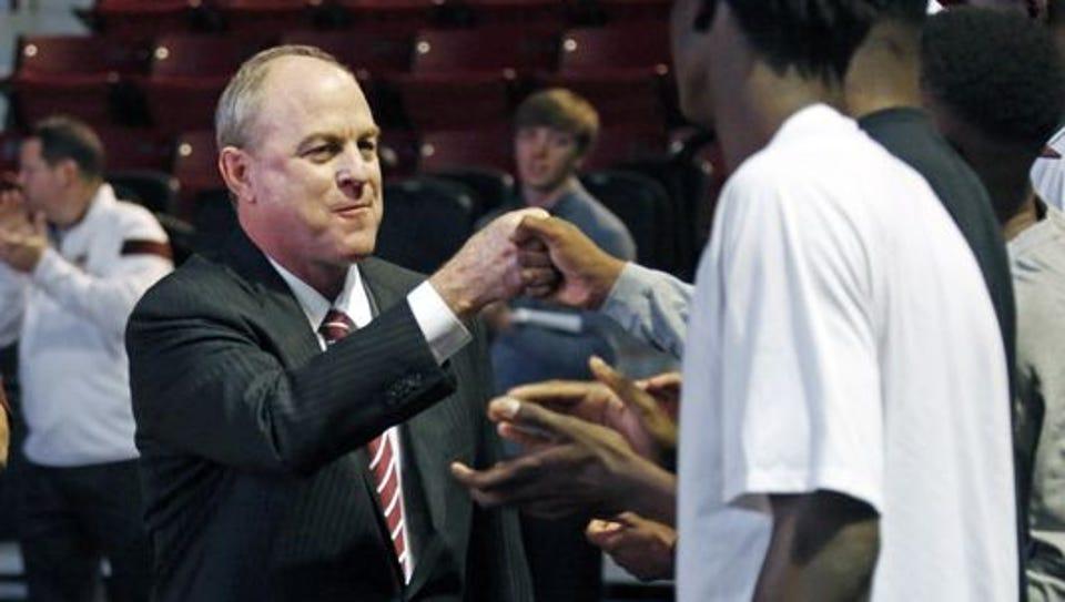 New Mississippi State men's basketball coach Ben Howland