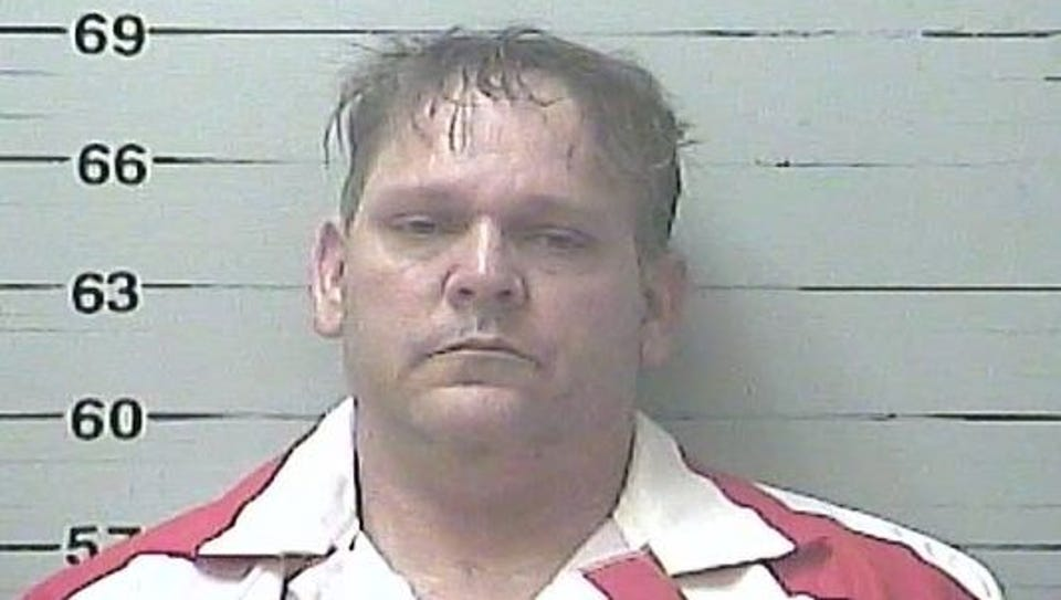 Johnny Max Mount, 45, is accused of fatally shooting