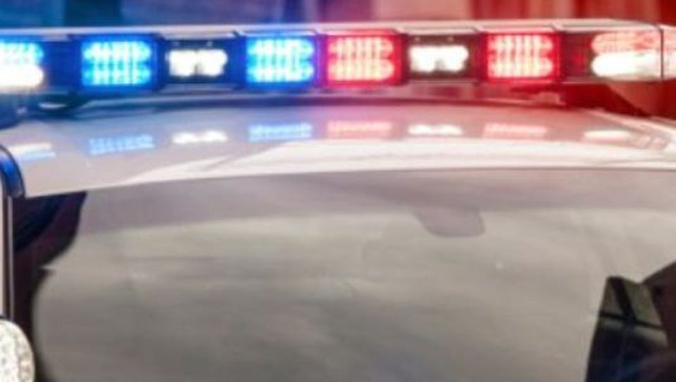 A Monroe County man died Saturday morning after hitting