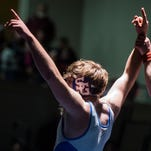 Cheeseburgers grease Spring Grove's surge past New Oxford on the wrestling mat