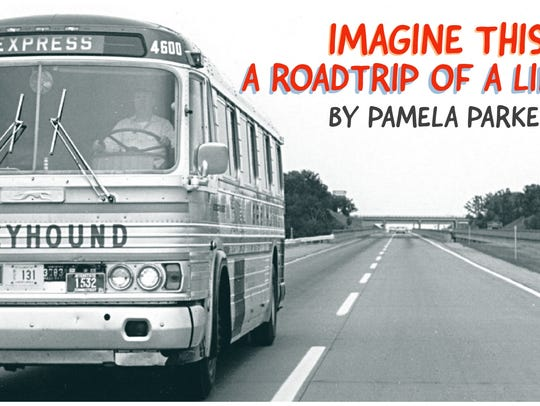 "Pamela Parker comes to discuss the staged reading of her play, ""Imagine This,"" at the Center for Performing Arts Bonita Springs."