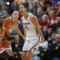 Connecticut remains No. 1 in latest women's college basketball poll