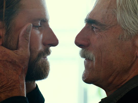 "In ""A Star Is Born,"" Jackson (Bradley Cooper, left)"