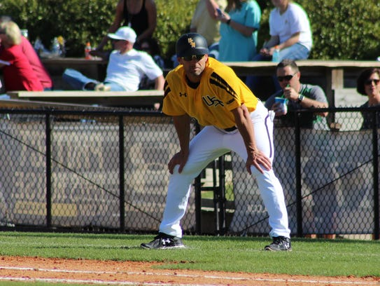 Southern Miss hitting coach and recruiting coordinator