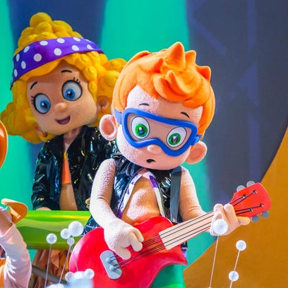 Bubble Guppies Live comes to Evansville this Spring