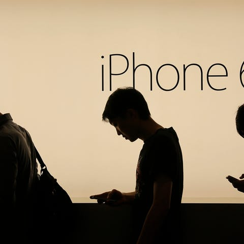 Buying the iPhone 6