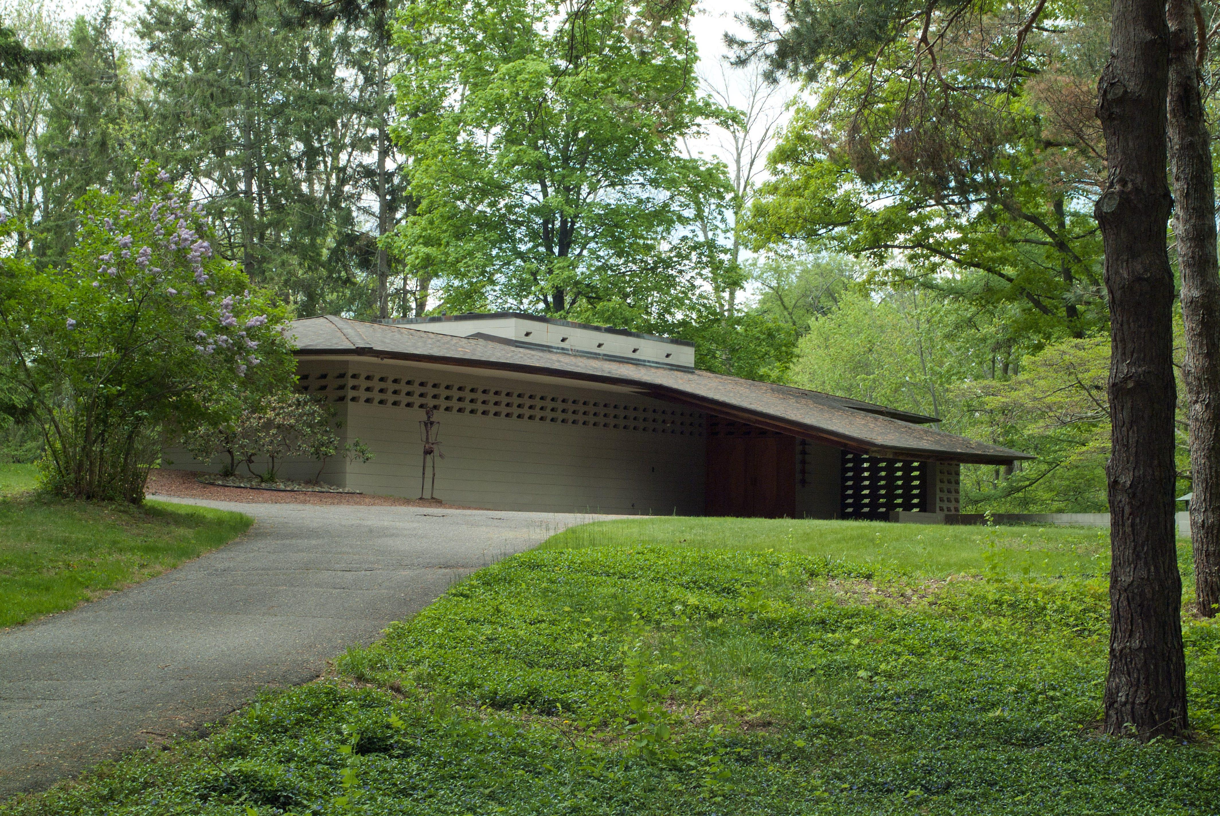 Okemosu0027 Four Frank Lloyd Wright Homes On Tour To Mark Architectu0027s 150th  Birthday