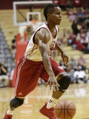 Indiana guard Yogi Ferrell spurned the NBA last spring to return for his final college season.