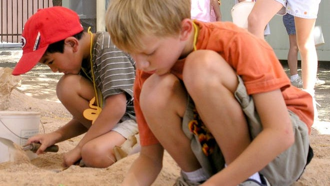 3/3: Archaeology for kids   Kids have the chance to become junior archaeologists for the day at the Pueblo Grande Museum. Kids will learn how to discover artifactsat an excavation site and how to use the artifacts to learn more about the cultures they came from in this morning long activity.   Details:9:30 a.m.-12:30 p.m. Saturday, March 3. Pueblo Grande Museum, 4619 E. Washington St. Phoenix. Registration for the event is required by March 2. $15.602-495-0901,pueblogrande.com.