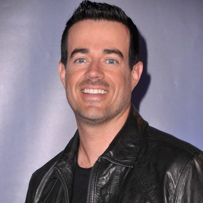 "Host Carson Daly wraps up another season of ""The Voice"""