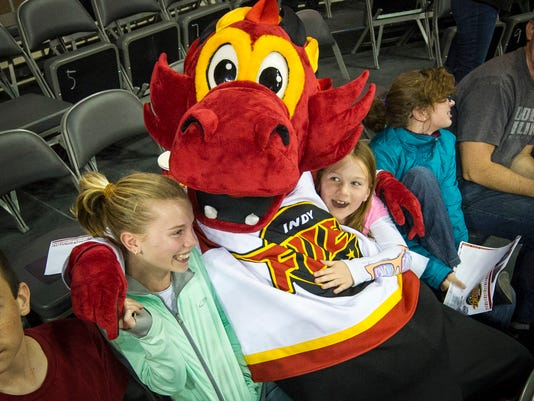 ECHL Hockey: Indy Fuel vs. Evansville Icemen