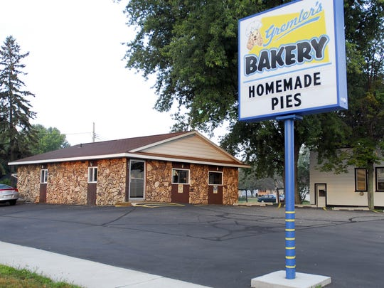 A photo of Gremler's Bakery, 1811 W. Grand Ave. in Wisconsin Rapids, taken on July 18, 2007.