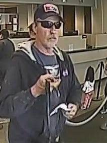 Metro police and Federal Bureau of Investigation agents are seeking the public's help to identify a Nolensville Pike bank robber.