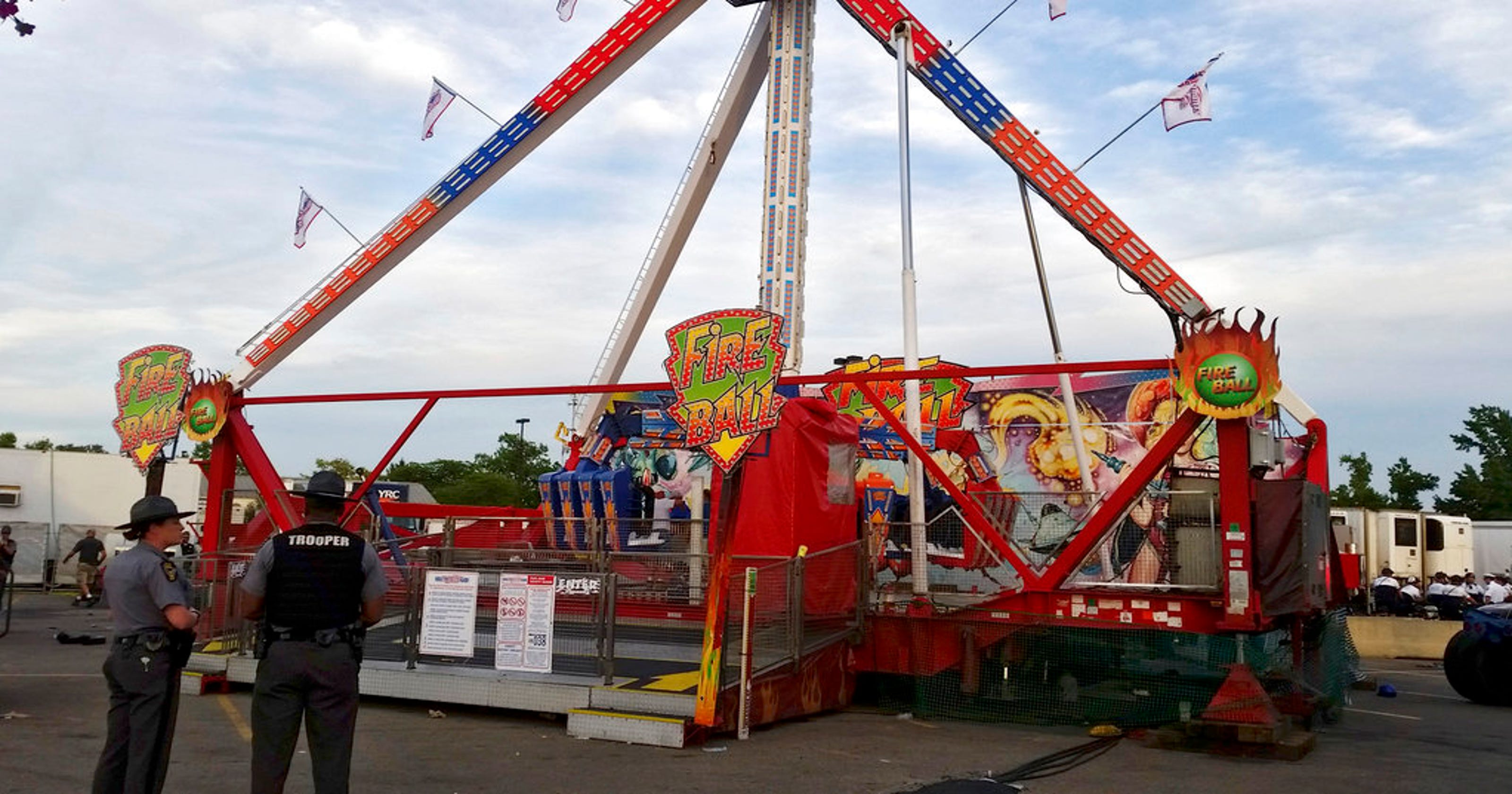 Hersheypark Closes Ride In Response To Ohio State Fair Death