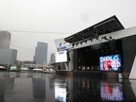 Photos: Summerfest unveils new stage