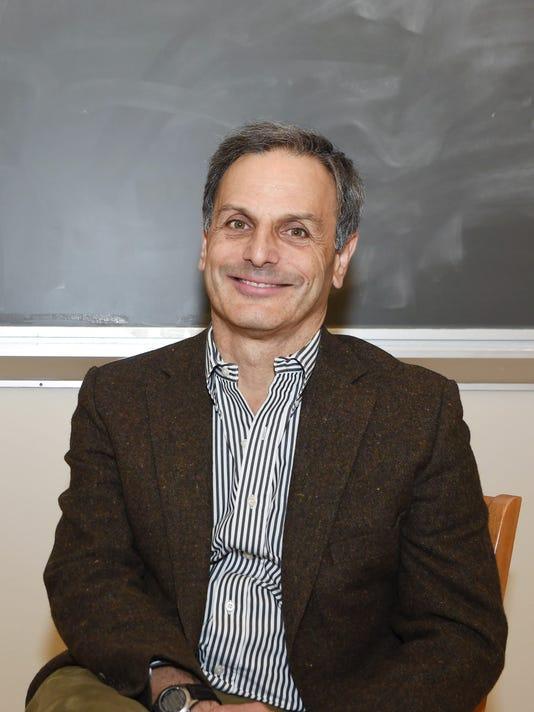 Prof. Steinhorn, STEM program