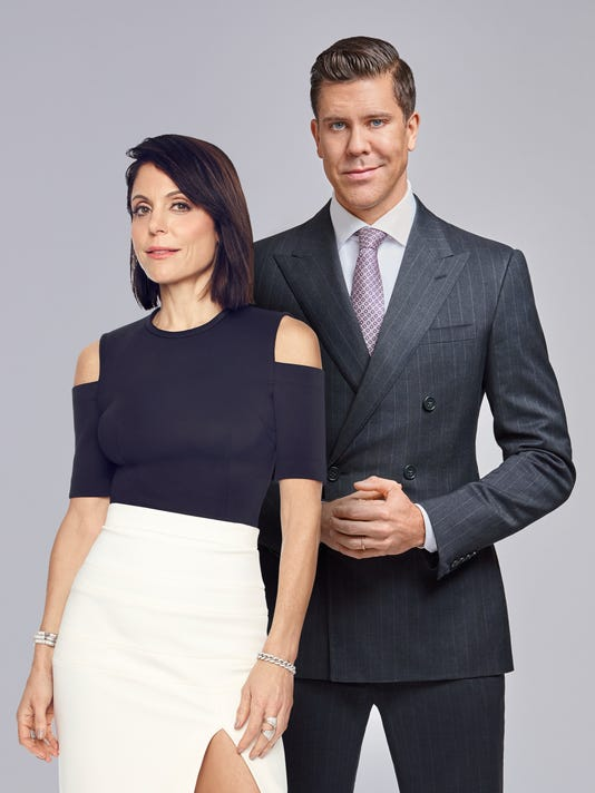 Bethenny & Fredrik - Season 1