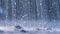 A rainy period is expected Wednesday through Friday,