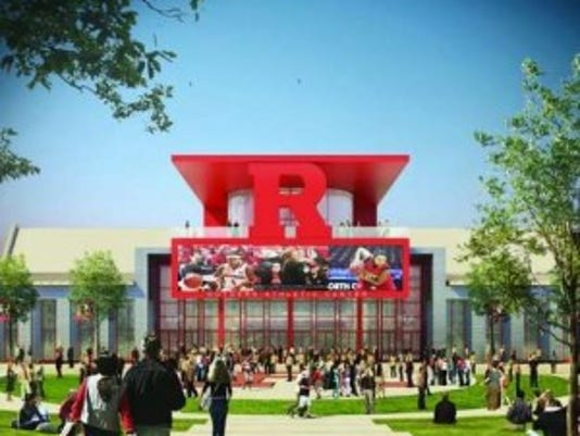 Remember these renderings? Pernetti's plan for 2015.