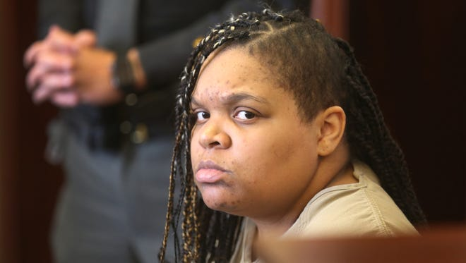 Andrea Bradley, 30, the mother charged in the death of her two-year-old daughter, Glenara Bates, will not face the death penalty. The child was starved and beaten to death. A psychologist found Bradley was intellectually disabled. A trial has been set for April 2017. The child's father and Bradley's boyfriend, Glen Bates, received the death penalty in October for his part in the death that happened in March 2015.