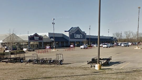 Lowe's in Corinth, Miss.