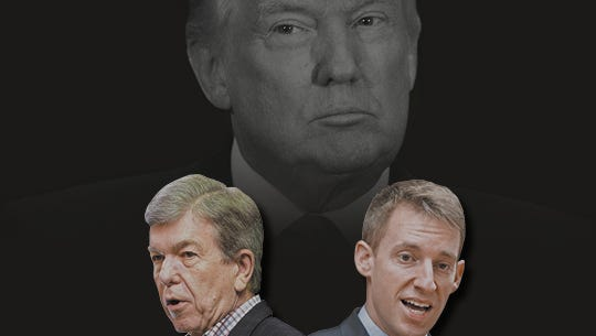 Will 'Trump effect' boost Kander's bid to unseat Blunt?