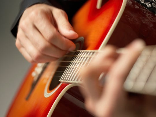 Guitars and the people who love playing them are the focus of the Wilson Center Guitar Festival this weekend.