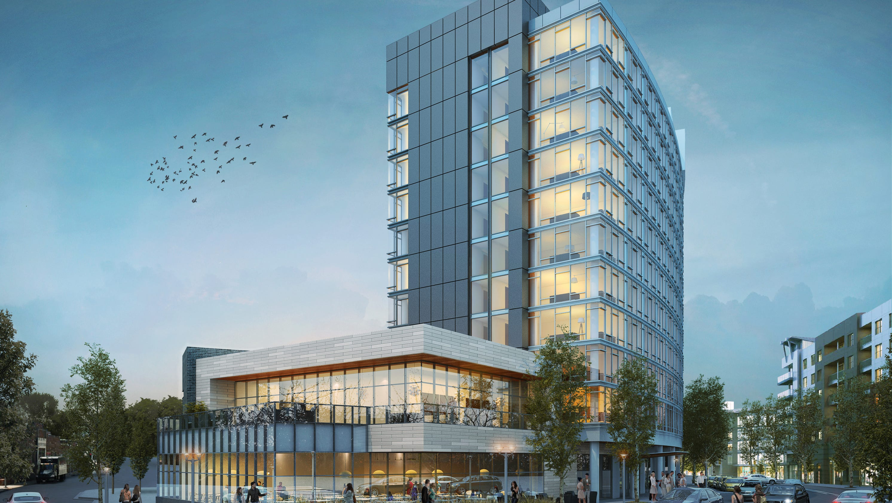 Thompson Hotel Headed For Nashvilles Gulch Neighborhood