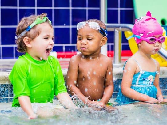 The Surprise and Peoria Aqua-Tots swim schools invite