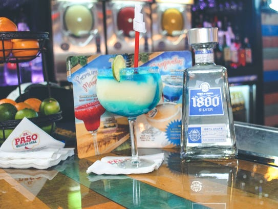 Margaritas are among the more popular beverage selections