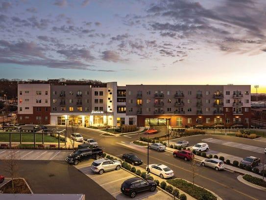 The New Park At Sylvan Apartments