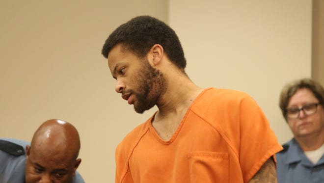 Quentin Bird had his case bound over to a grand jury after a preliminary hearing Tuesday. He is accused of killing his pregnant ex-girlfriend.