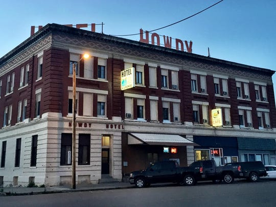The Howdy Hotel has been open since 1904 and has been owned by the same family for 112 years.