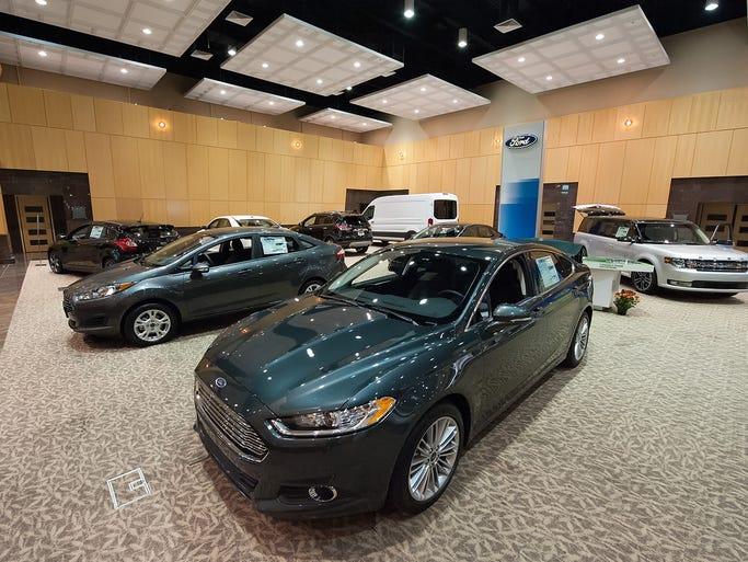 2014 Delaware Auto Show