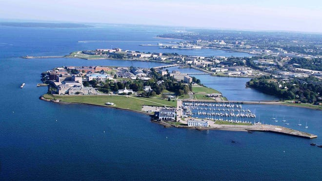The Naval Academy Preparatory School is located at Naval Station Newport.