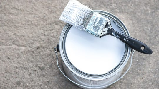 A coat of paint can determine your home's sale price