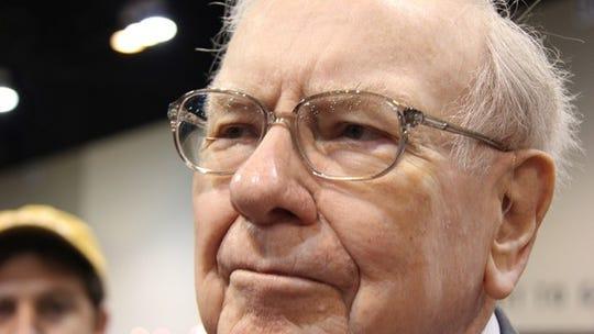 Warren Buffett 'almost certain' stocks will outperform bonds if interest rates remain low