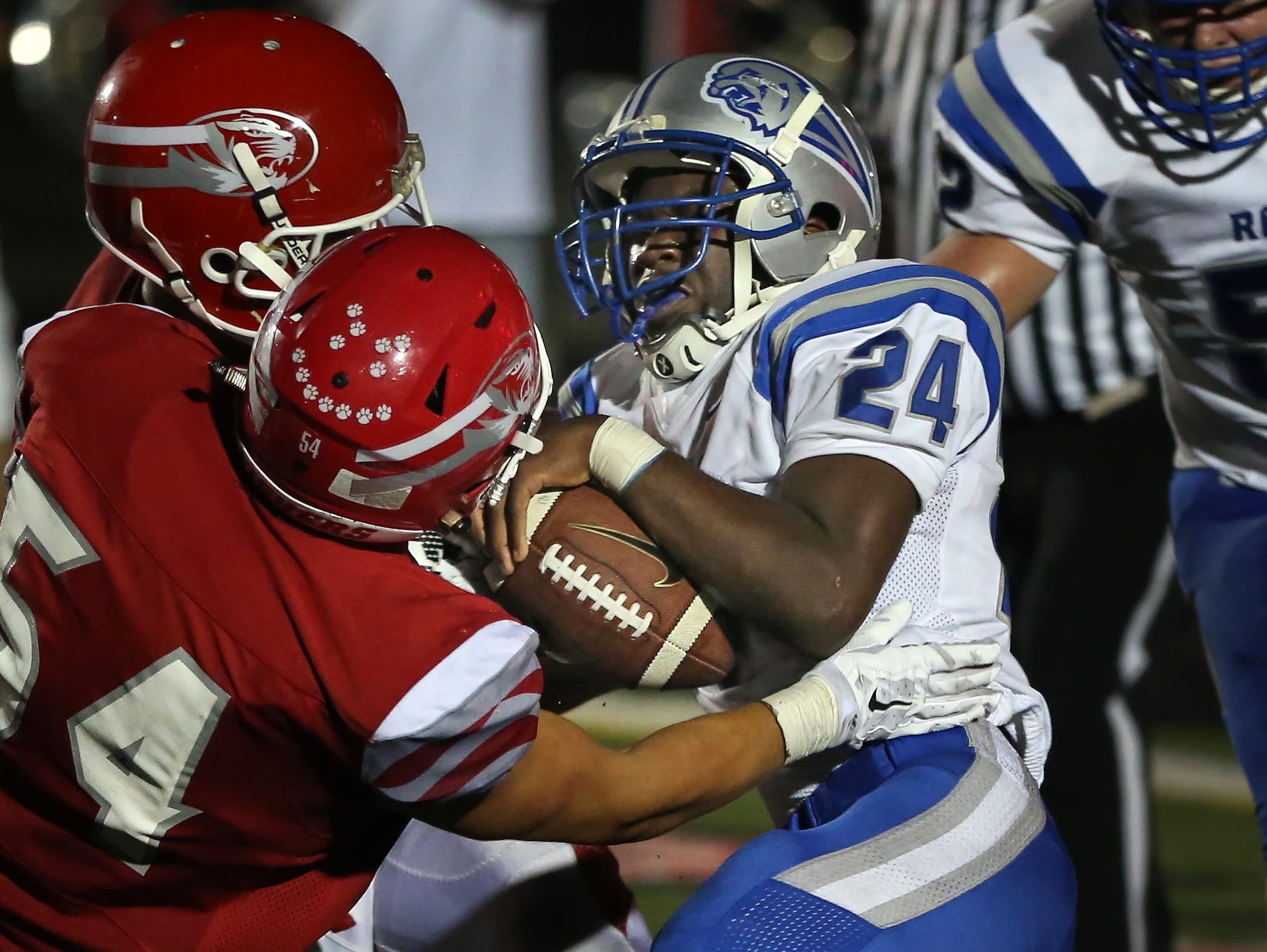 Fishers and Hamilton Southeastern reignite their rivalry Friday night in sectional play.