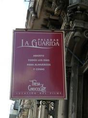 La Guarida is a restaurant in Cuba.