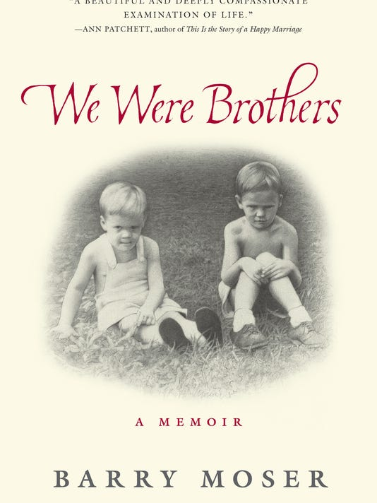 We Were Brothers book jacket Barry Moser