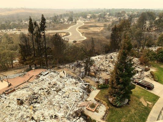 USP NEWS: CARR FIRE S A OTH USA CA