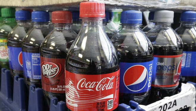 Americans have been trending toward bottled water and other non-sugary drinks for reasons of health and taste over the past decade.