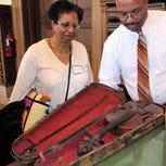 Slave's violin among Detroit treasures at new Smithsonian museum