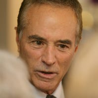 Indicted Rep. Chris Collins changes course, will remain on November ballot